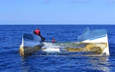 Catamaran Sailing Southern Ocean by Missing Sunsail Yacht Found After A Year Yachting Monthly