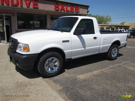 2011 ford ranger xl regular cab in oxford white a17782 truck n sale