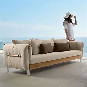 Lounge Sofa Outdoor : domino luxury outdoor lounge furniture quality modern garden sofa ~ Markanthonyermac.com Haus und Dekorationen