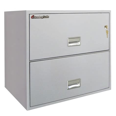 sentry 2l3600 2 drawer file cabinet with rating lateral file cabinets fireproof files