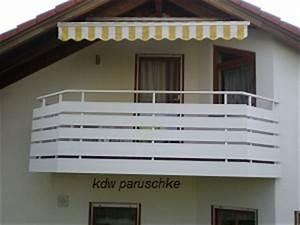 Bretter Für Balkongeländer : balkongel nder aus aluminium ~ Markanthonyermac.com Haus und Dekorationen