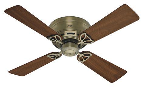 Low Profile Ceiling Fan by 42 Quot Low Profile Iii Ceiling Fan 23860 In Antique