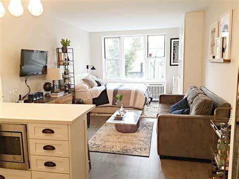 Small Apartment : A Complete Studio Apartment Makeover