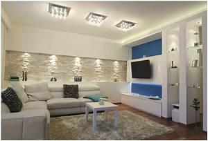 Beleuchtung Im Wohnzimmer : indirekte beleuchtung wohnzimmer ideen hauptdesign ~ Markanthonyermac.com Haus und Dekorationen