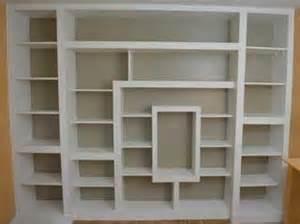 tutorial pour fabriquer une biblioth 232 que en placo et bois biblioth 232 que tutoriels