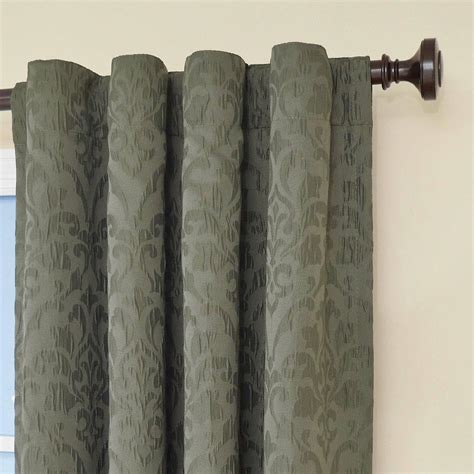 eclipse curtains carlita thermalayer blackout window curtain panel home home decor window