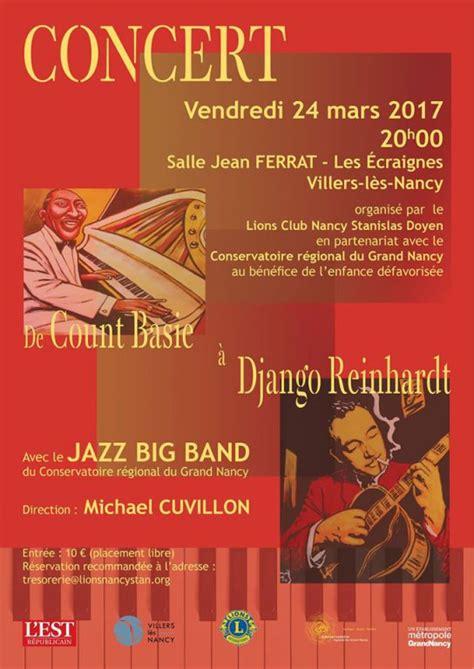 concert jazz big band agenda bouger