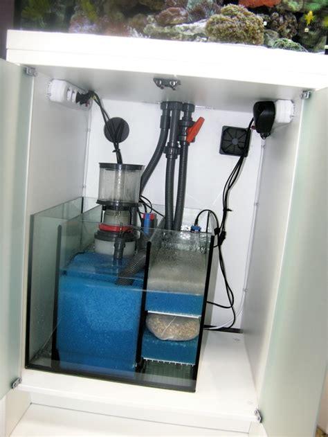 aquarium eau de mer filtration