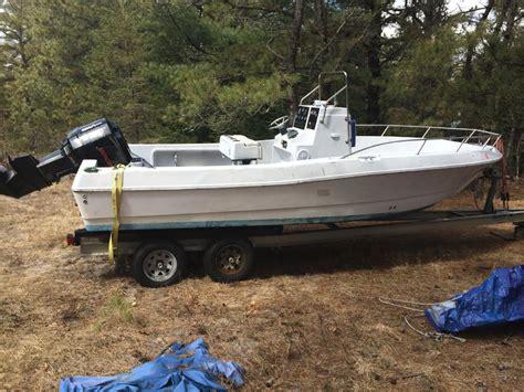 Catamaran For Sale Massachusetts by 1999 Triton Powerboat For Sale In Massachusetts