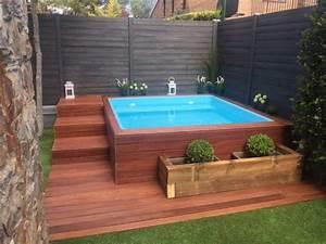 Mini Pool Design : 25 best ideas about mini pool on pinterest small pool design mini swimming pool and natural ~ Markanthonyermac.com Haus und Dekorationen