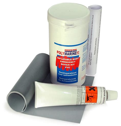 Inflatable Boat Kit by Polymarine Pvc Inflatable Boat Repair Kit Inflatable