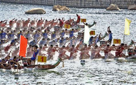 Dragon Boat Festival 2018 Images by Dragon Boat Festival 2018 In Hong Kong China Photos