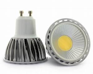 Led Spot Gu10 : gu10 led bulb 6w smd cob spotlight 50w 60w halogen ~ Markanthonyermac.com Haus und Dekorationen