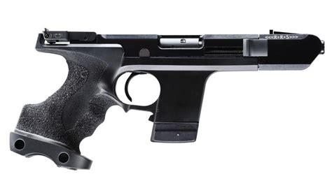 Hammerli Sp20 Rrs 22 Black, Right, L-grip (according To