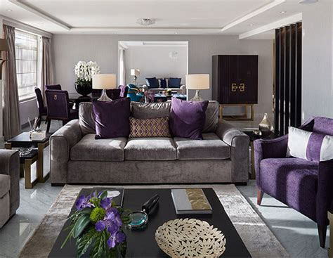 grey and purple living room designs grey and purple living room ideas modern house