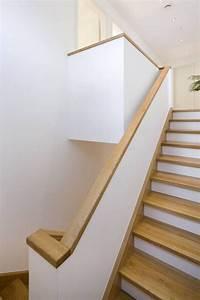 Wandgestaltung Treppenhaus Einfamilienhaus : moderner flur diele treppenhaus bilder treppenhaus inspiration design and modern ~ Markanthonyermac.com Haus und Dekorationen