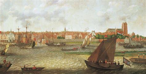 Platbodem Geschiedenis by Oude Binnenvaartschepen