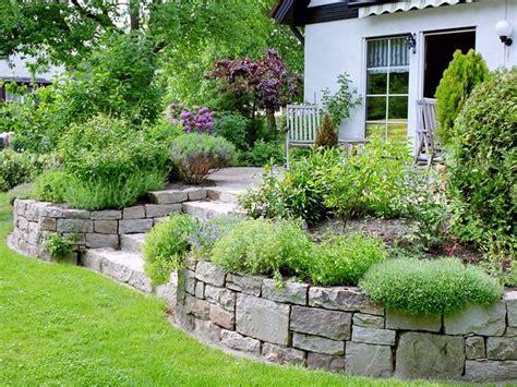 Garten Idee Mit Hang1000 Ideas About Gartengestaltung