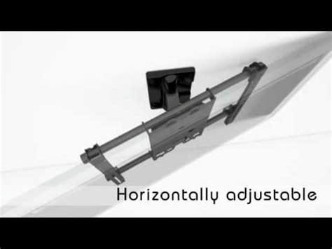 meliconi ghost motor 100 support tv mural motoris 233