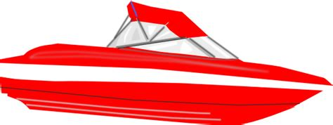 Red Boat Clipart by Red Boat Clip Art At Clker Vector Clip Art Online