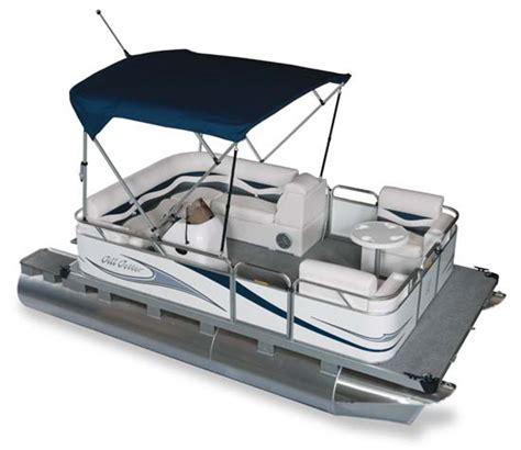 Little Pontoon Boat by Mini Pontoon Boats