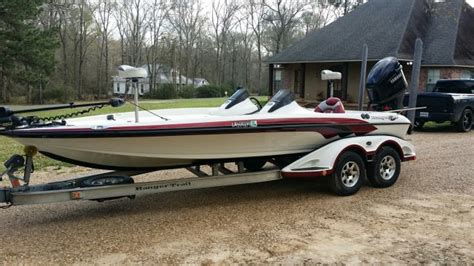 Boat Dealers Baton Rouge by 2009 Ranger Z21 Intracostal Bass Boat For Sale In Baton