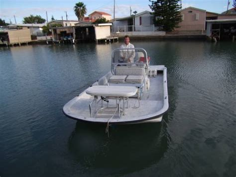 Boats For Sale Mission Texas by Shallow Sport 1989 Classic Flats Boat 8999 Port Isabel