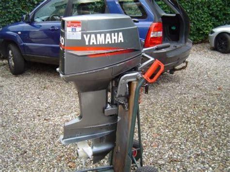 30 Pk Buitenboordmotor by Yamaha 30 Pk Autolube Advertentie 624494