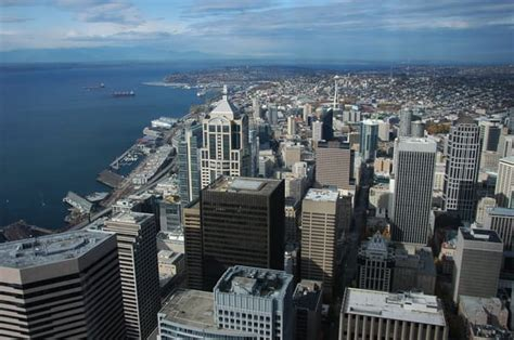 sky view observatory downtown seattle wa verenigde