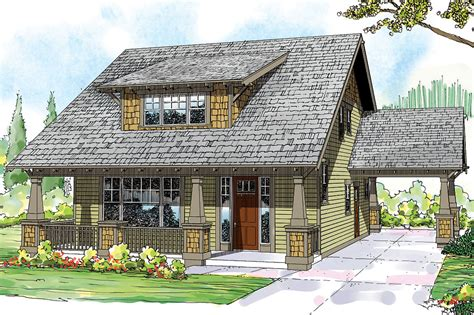 Bungalow House Plans-greenwood-associated Designs