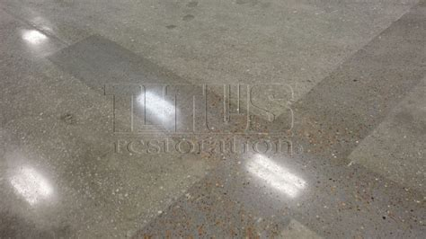 affordable warehouse polished concrete hybrid concrete