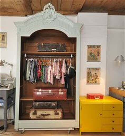 ancienne armoire relookee en bibliotheque meuble armoires