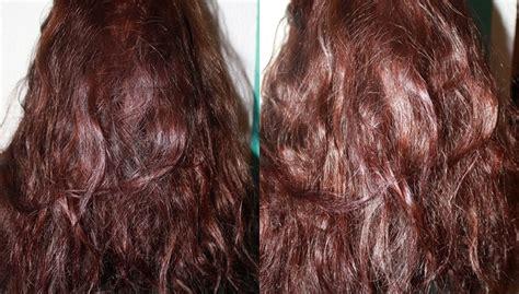 Neue Haarfarbe-syoss Mahagoni (haarunfall)