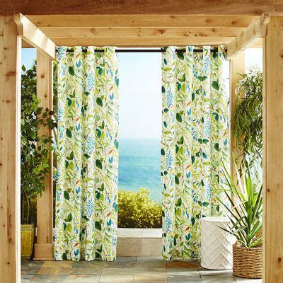 1000 ideas about tropical curtains on tropical shower curtains curtains and unique