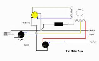 ceiling fand wiring diagrams