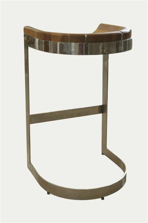 bar stools furniture pair of warren bacon bar stools modern furniture