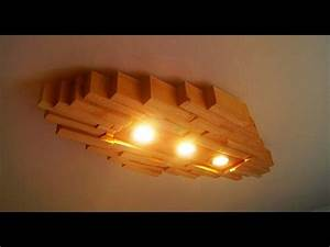 Deckenlampe Selber Machen : designer lampe modern style selber machen youtube ~ Markanthonyermac.com Haus und Dekorationen