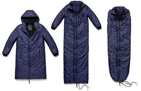 le manteau sac de couchage d adidas mode