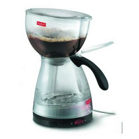 I don?t agree when people say that the Bodum vacuum coffee maker can be considered as a drip