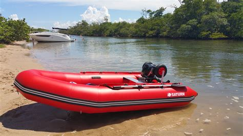 Inflatable Boat With Motor by Inflatable Motor Boat Saturn Inflatable Boats