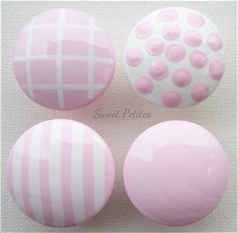 pink dresser knobs target painted knob dresser drawer stripes and polka dots