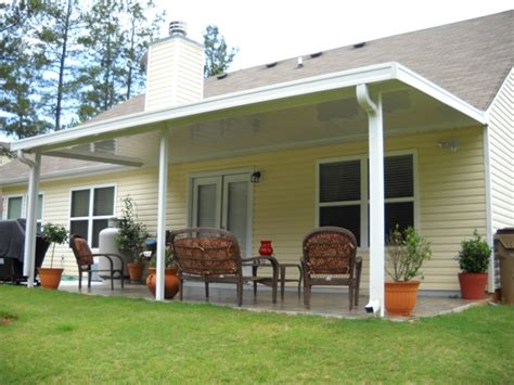 aluminum awnings for patios patio covers lanier aluminum products