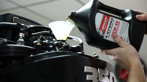Yamaha Boat Motor Oil Change by The Outboard Expert Outboard Oil Facts And Myths Boats