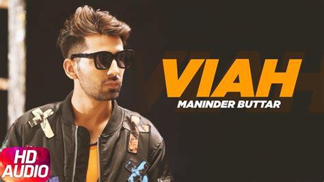 Maninder Buttar Ft. Bling Singh