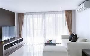 Schöne Vorhänge Wohnzimmer : vorhang ideen wohnzimmer ~ Markanthonyermac.com Haus und Dekorationen