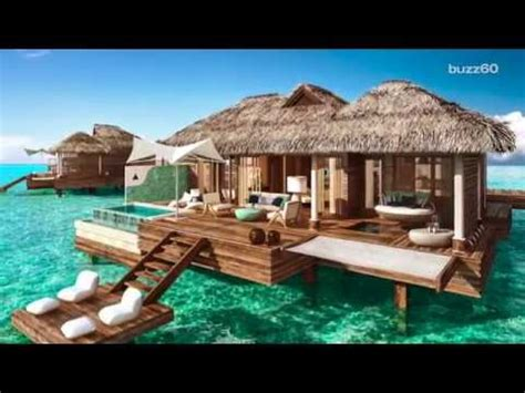 Sorry, Bali! The Caribbean Is Getting Overwater Bungalows