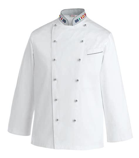 veste de cuisine mof