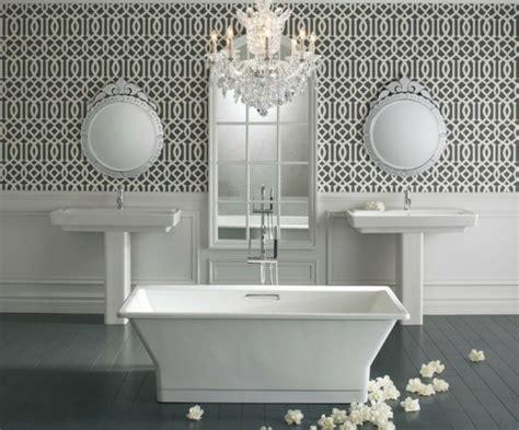 papier peint pour salle de bain 45 id 233 es magnifiques archzine fr