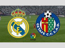 Live Match Real Madrid VS Getafe March 3 2018 Kick Off 19