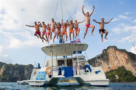 Whitsundays Party Boat by Devour The Details Boat Life Three Things To Know When